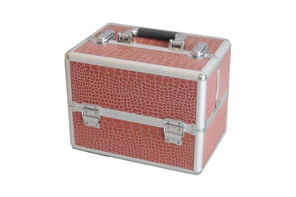 Professional Beauty Case with Four Extendable Trays- JM038