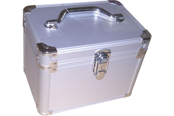 Carrying Beauty Case with Mirror and inside Pocket - JM081