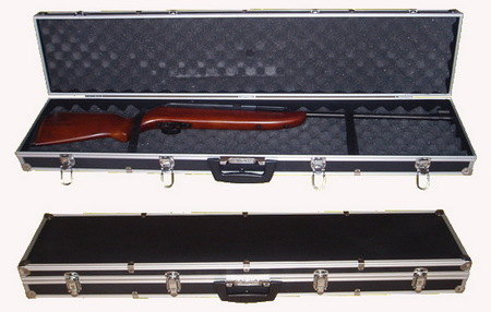 Gun and Bullets Storage and Protective  Case with Foam and e