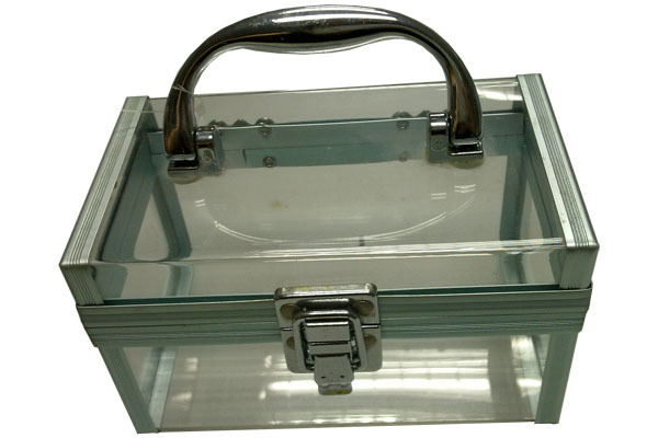 Transparent Acrylic Storage and Premium  Case- OT022