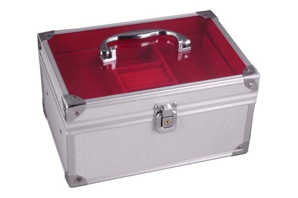 Jewellery Case with Transparent Window - JM043
