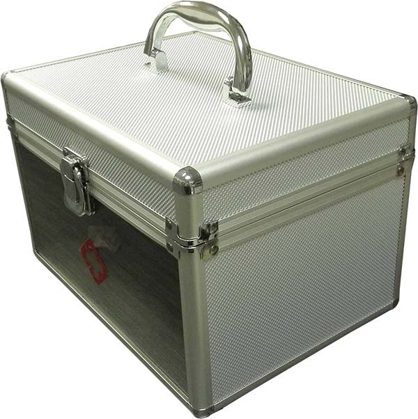 First Aid Carrying Case with Two Compartments