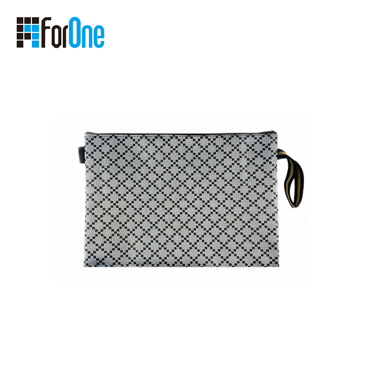 document bag holder with wrist