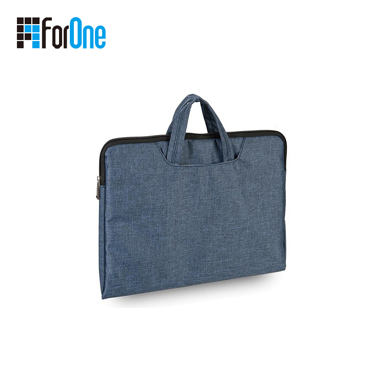 popular material document bag with computer compartment