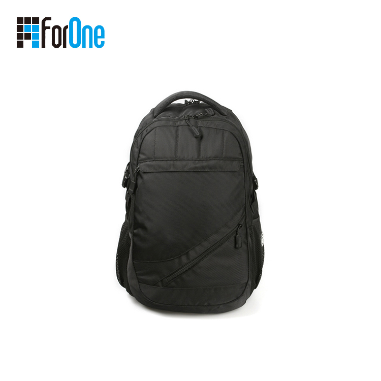 outdoor backpack plaid polyester
