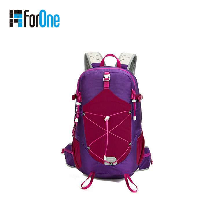fashionable ladies hiking backpack bag