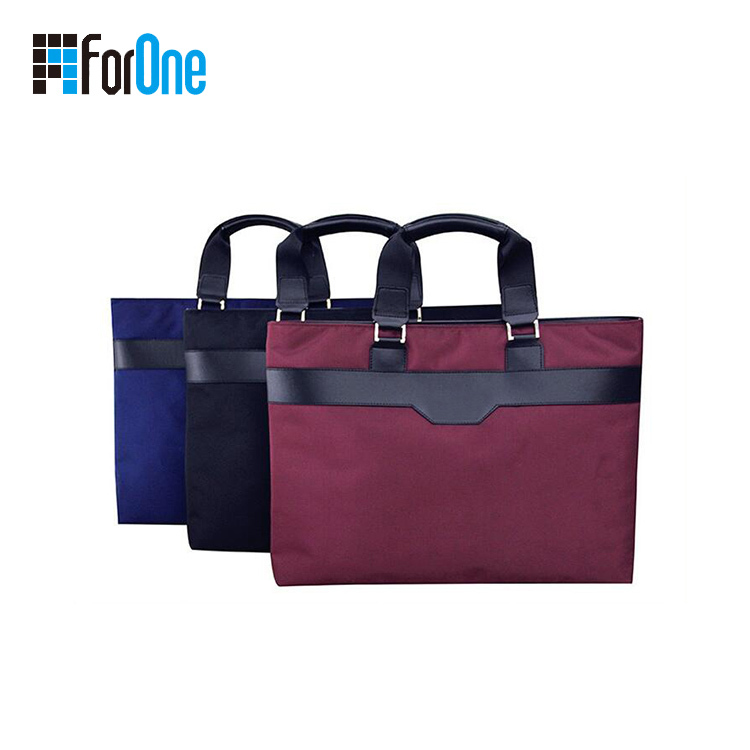 document bag business using meeting bag