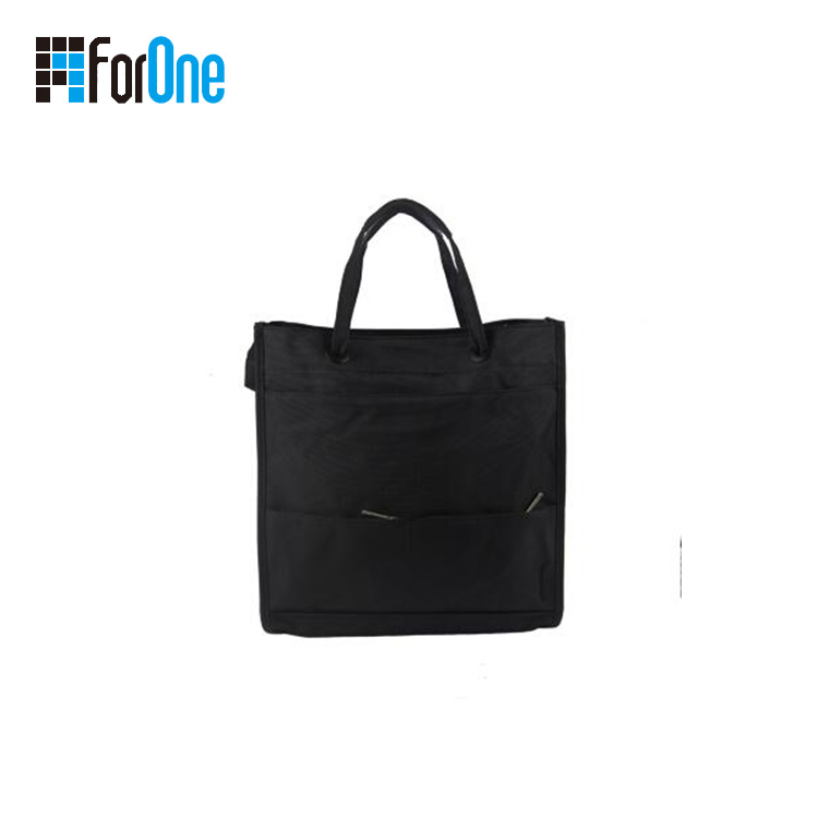 Factory supply fashion document bag for women