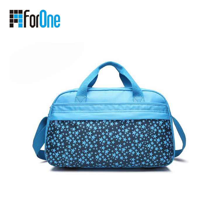 printing stars travel bag