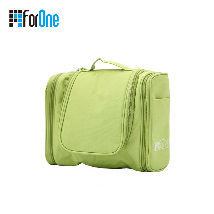 separated toilet bag with camping