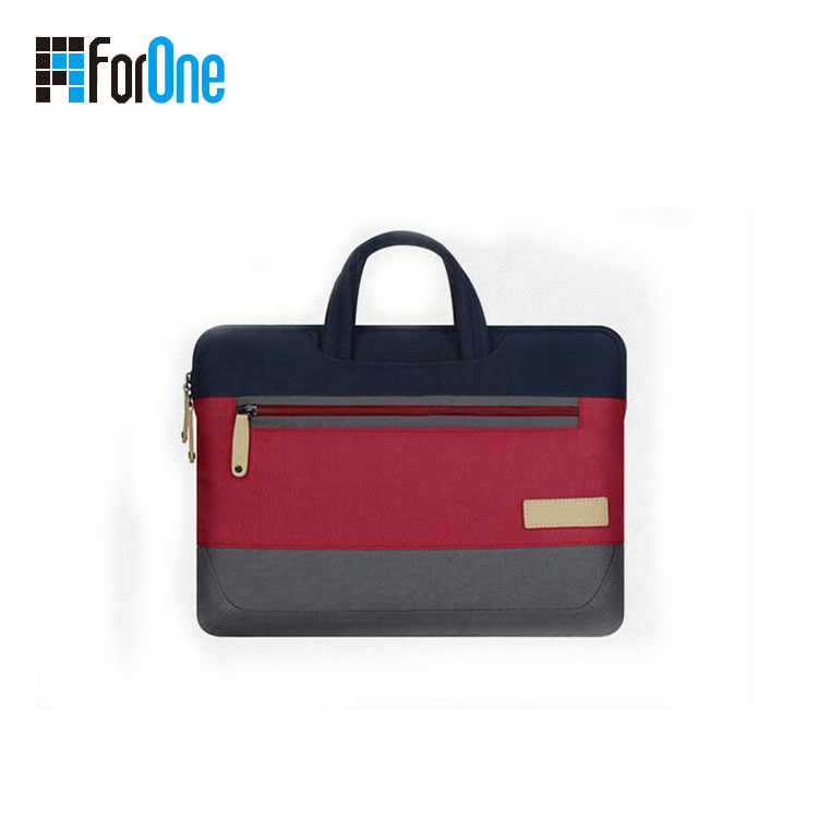 2017 China supplier factory-price laptop bag with handle
