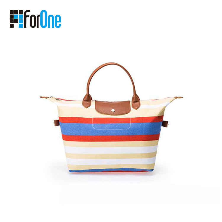 Large Capacity Foldable Tote Bag Travel Luggage Bag