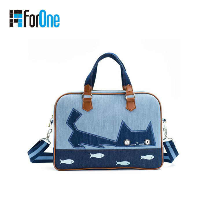 Custom buyer computer handbags laptop bags made in China