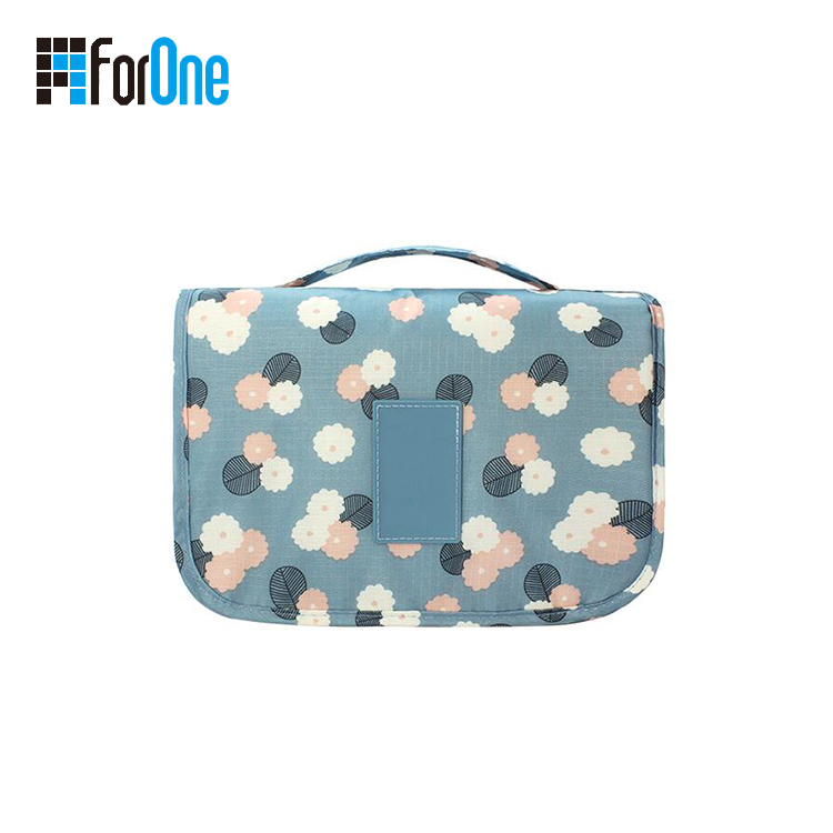 Wholesale beauty bag, Nylon makeup bag, cosmetic bag