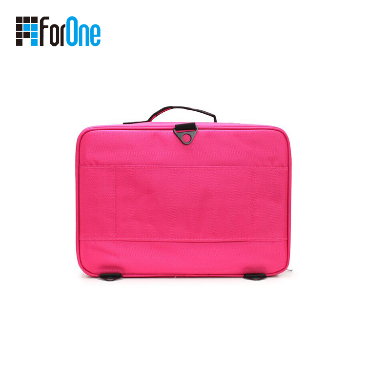 Popular new design makeup backpack factory