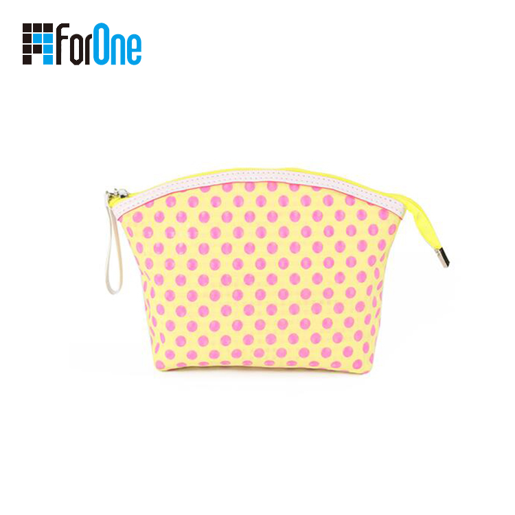 PVC makeup bag from China,wholesale cosmetic bag with zipper