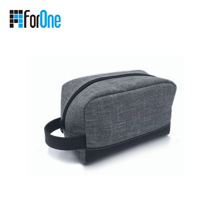 Factory Supply Men's Cosmetic Bag Manufacturer