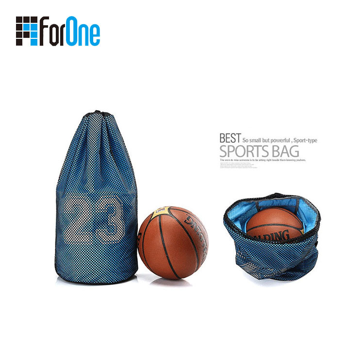 backpack of basket ball simple drawstring backpack China