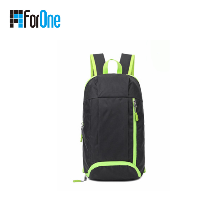 foldable travelling backpack customized