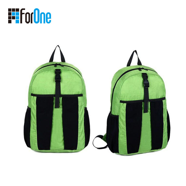 fold backpack factory