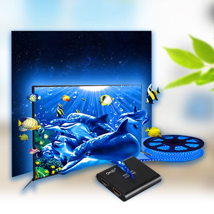 5 Meter 150 LEDs RGB Ambient Backlight Kit for you Displays