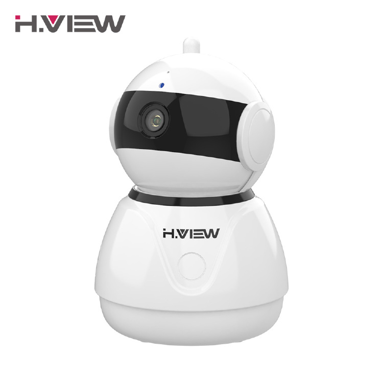 H.VIEW IP Camera 1080P WiFi Camera 2MP PTZ CCTV Cameras Easy