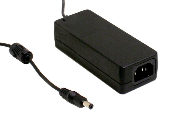 Plug-In AC Adapters 60W 24V 2.5A Medical Power Supply