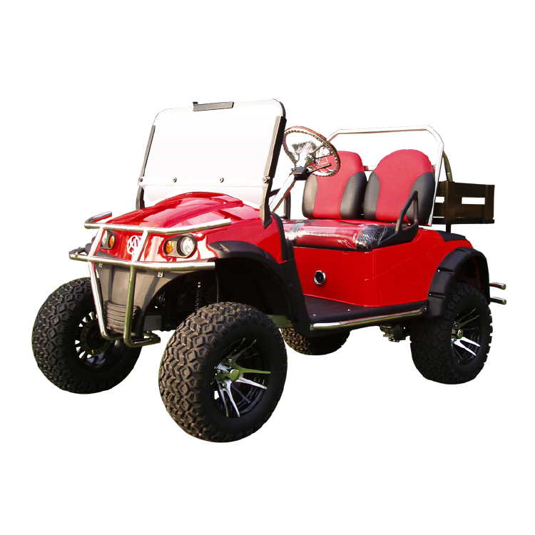 2 Seater Hunting Vehicle- Vehicle Model: RD-DL2AC·CP+D(DC Also Available )