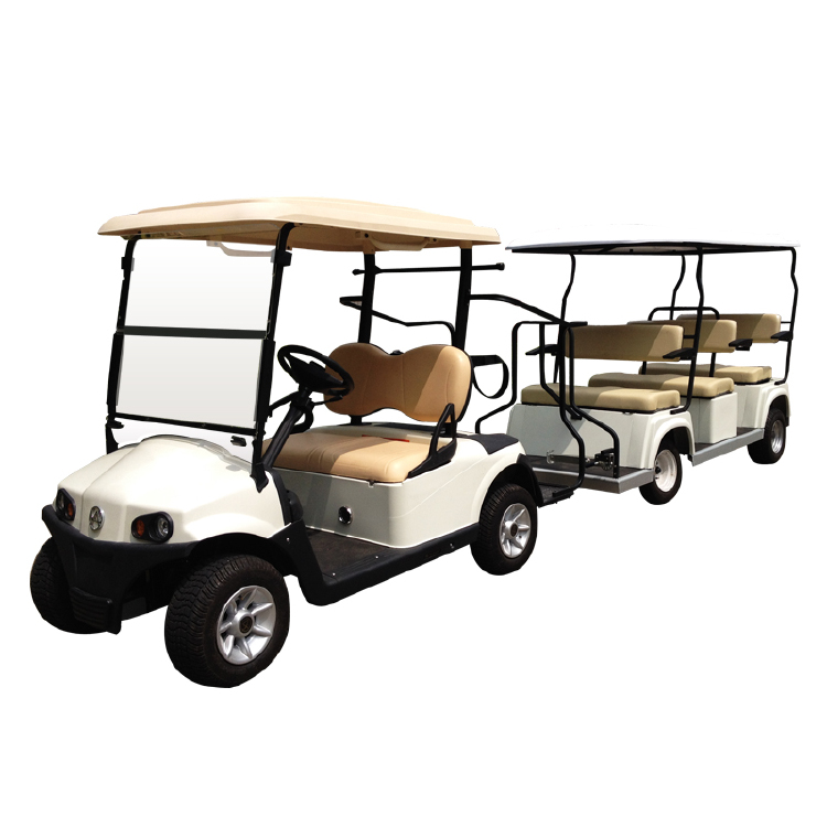 6 Seater Trailer Cart