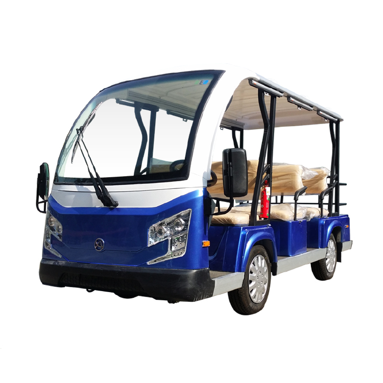 9 Seater Sightseeing Vehicle