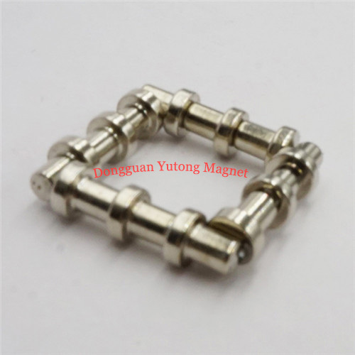 Sintered Neodymium Round Stepped Disc Tools Magnets