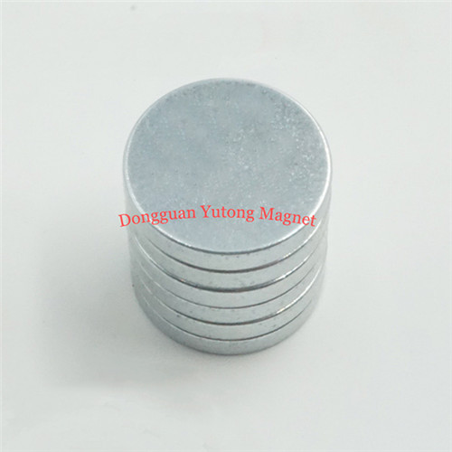 N38 Neodymium Disc Magnets for toys products  Ø 25 X 4.2 mm