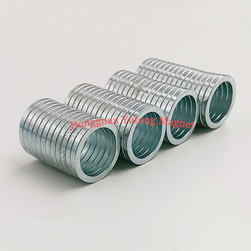 High-Temperature Ring Magnets for Cars  13