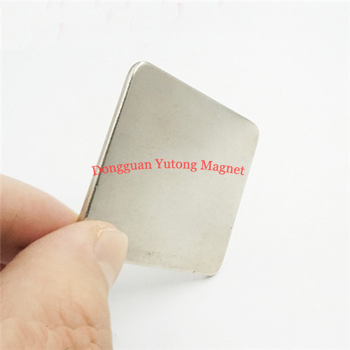 N28AH Super Thin Square High Temperature Car Magnets  11