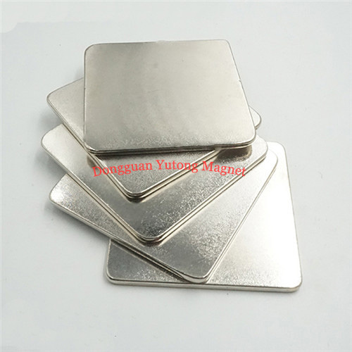 High Temperature Neodymium Strong Permanent Car Magnets