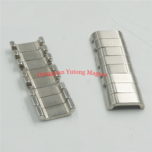 U-Shape Neodymium Magnets for magnetic USB cable  Special sh
