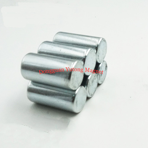 Φ16*40mm Powerful Neodymium Cylinder Magnets