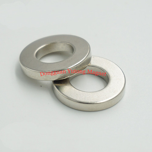 Neodymium Ring Magnets  OD 30mm x  ID 15mm x 5mm Thickness,