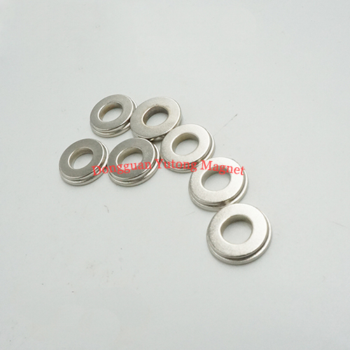 OD23*ID10*T3 mm+ Stepped OD19*ID10*h3mm Customized special S