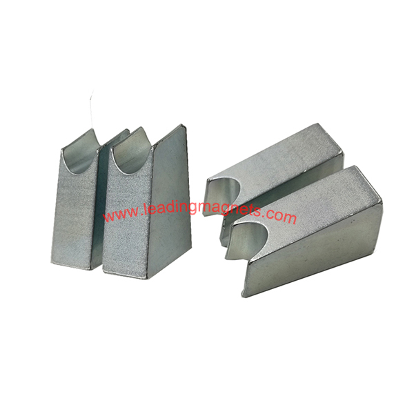 NdFeB Trapezoid Shape Motor Magnets