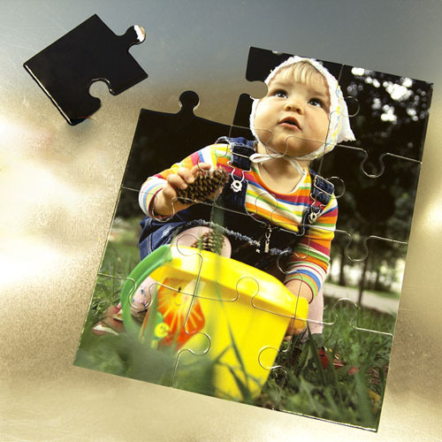 Magnetic Photo Jigsaw Puzzles