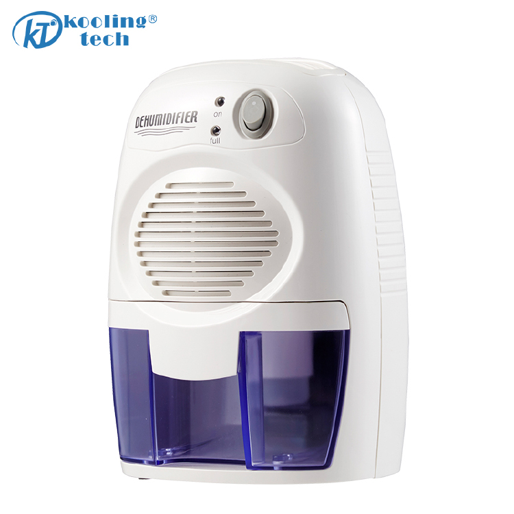 Small Peltier Dehumidifier