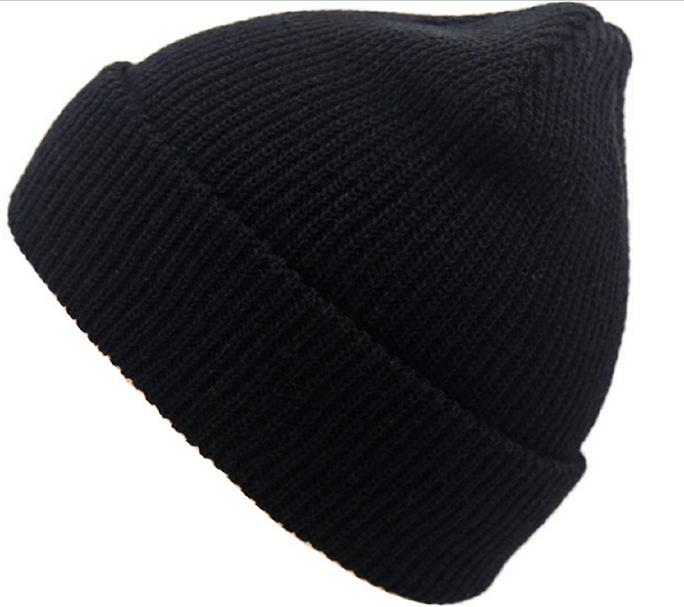 Hot selling warmly unisex colorful knitted cap for winter