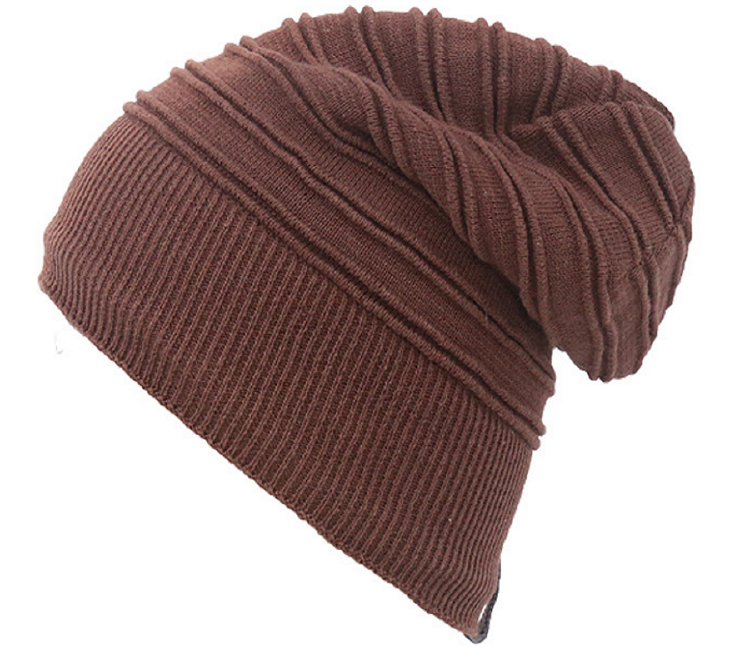 Knitting Hat All-match Warm Winter Fashion Knit Caps