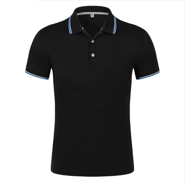 Modern Style Gold China Supplier Men's Polo T Shirts SD6007