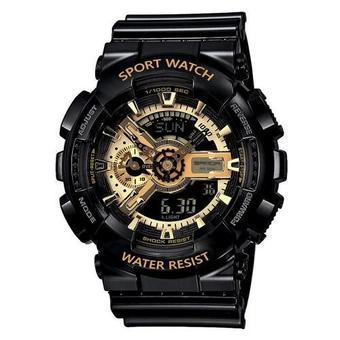 S SPORT นาฬิกาข้อมือ ใส่ได้ทั้งชายและหญิง กันน้ำได้ดี GA110G