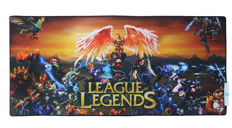 Game mouse pad - extra large