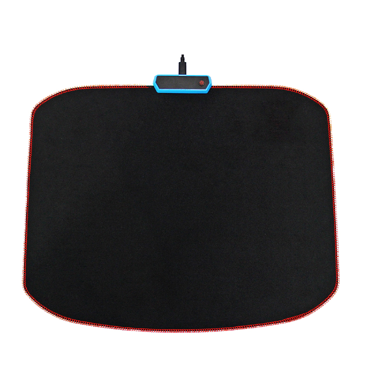 Software RGB luminous mouse pad