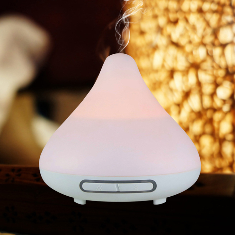 140ml Ultrasonic Aroma Humidifier Essential Oil Diffuser