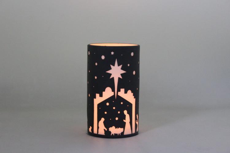 陶瓷燭台 PP17021B